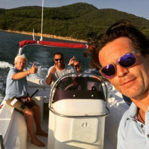 Sander in RTL Welkom op het Water